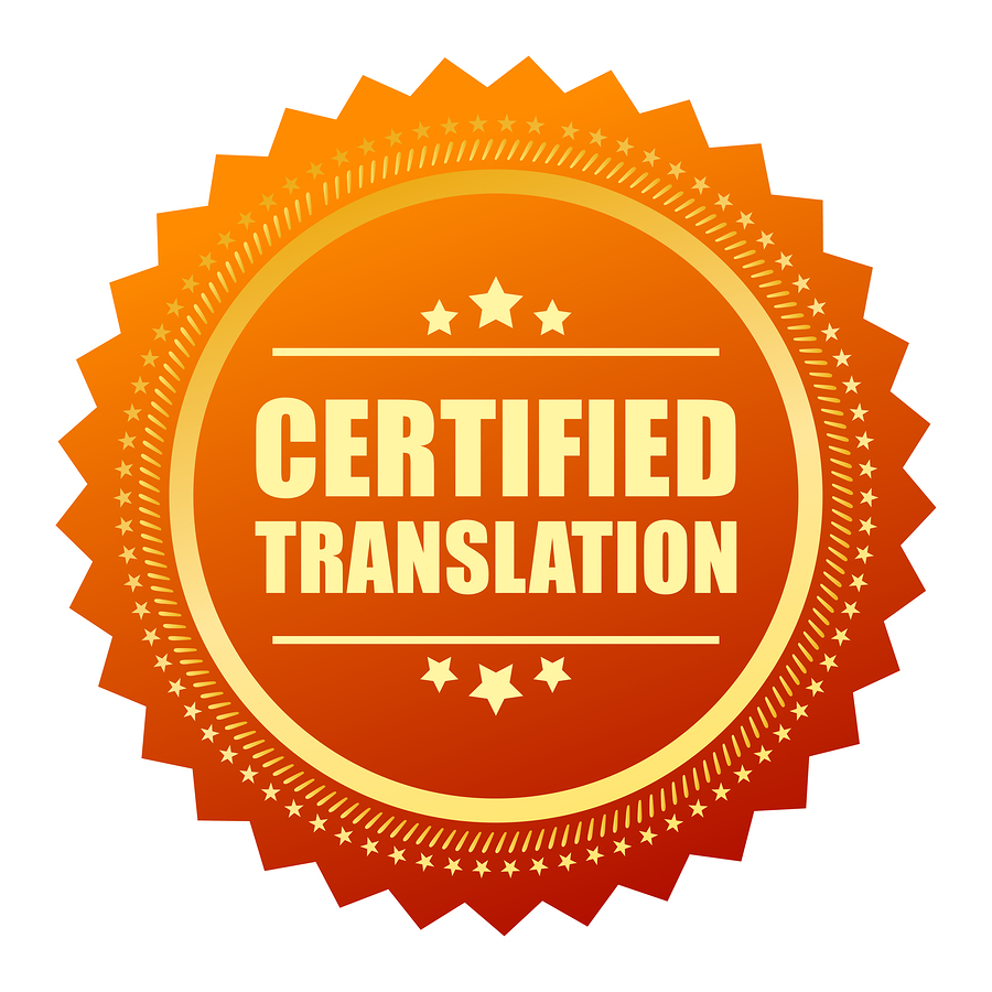 Difference Between Notarized And Certified Translation?